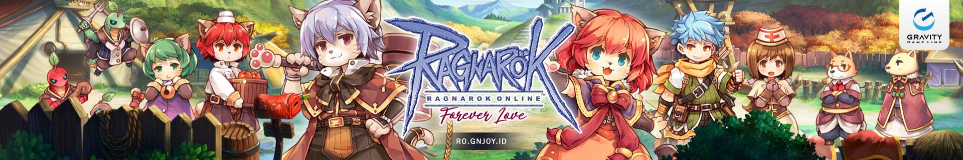 Ragnarok Forever Love Download Client